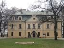Posiadłości  Aktualnie- Pałac w Rybnej